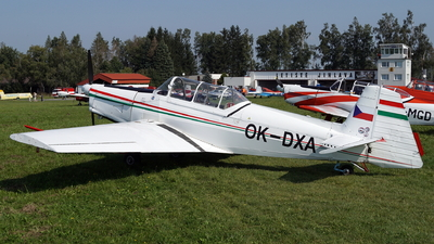 OK-DXA - Zlin 726K - Private