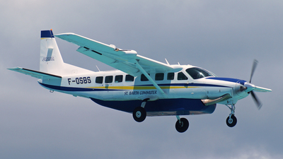 F-OSBS - Cessna 208B Grand Caravan - St Barth Commuter