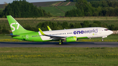 A picture of VQBKW - Boeing 7378ZS - S7 Airlines - © Kirill Mushak