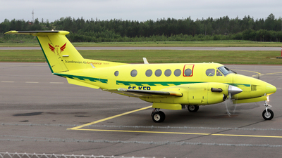 SE-KFP - Beechcraft B200C Super King Air - Scandinavian Air Ambulance