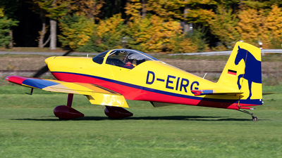 D-EIRG - Vans RV-7 - Private