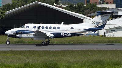 TG-CBI - Beechcraft B300 King Air 350 - Private