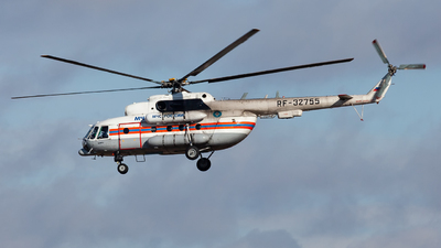 RF-32755 - Mil Mi-8MTV-1 Hip - Russia - Ministry for Emergency Situations (MChS)