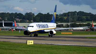 9H-QCC - Boeing 737-8AS - Ryanair (Malta Air)