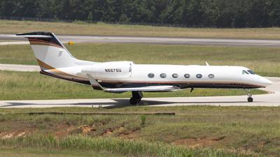 N667SU - Gulfstream G450 - Private