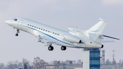 M-ARVY - Dassault Falcon 7X - Private