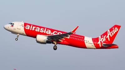 RP-C8948 - Airbus A320-216 - Philippines AirAsia