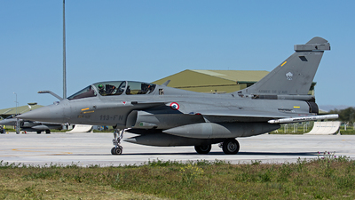 347 - Dassault Rafale B - France - Air Force