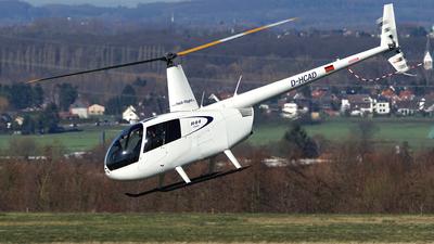 D-HCAD - Robinson R44 Cadet - Heli-Flight