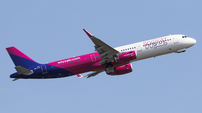 HA-LTI - Airbus A321-231 - Wizz Air
