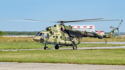 RF-95350 - Mil Mi-8AMTSh Hip - Russia - Air Force