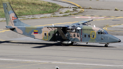 2358 - Short 360-300 - Venezuela - Air Force