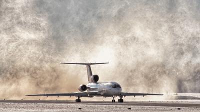 RA-85823 - Tupolev Tu-154M - Samara Airlines