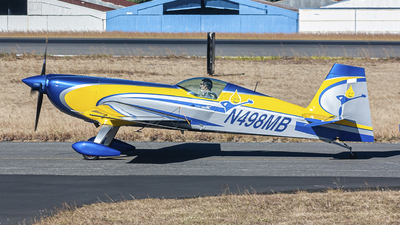 N498MB - Extra 300SC - Private