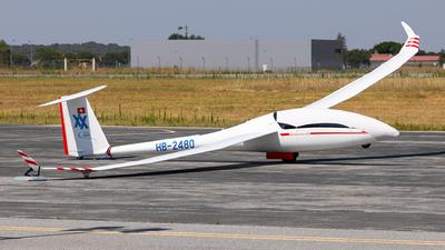A picture of HB2480 - SchemppHirth Arcus M - [45] - © Carlos Miguel Seabra