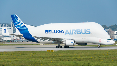 A picture of FGSTA - Airbus A300608ST Beluga - Airbus Transport International - © Christoph Rogosz