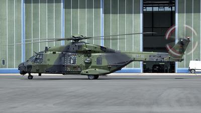 78-36 - NH Industries NH-90TTH - Germany - Army