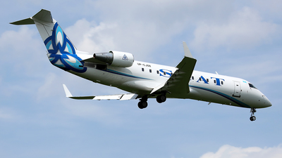 UP-CJ011 - Bombardier CRJ-200ER - Scat Air Company