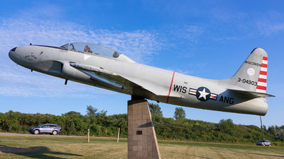 53-4903 - Lockheed T-33A Shooting Star - United States - US Air Force (USAF)