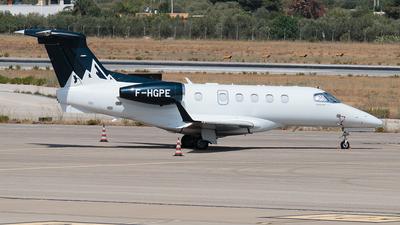 F-HGPE - Embraer 505 Phenom 300 - Pan Europeene Air Service