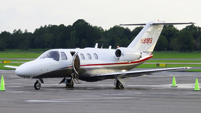 N91BB - Cessna 525 Citation CJ1 - Private