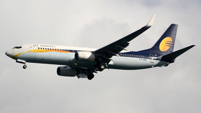 VT-JGV - Boeing 737-85R - Jet Airways