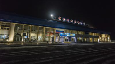 UIUU - Airport - Terminal