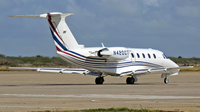 N420GT - Cessna 650 Citation III - Private