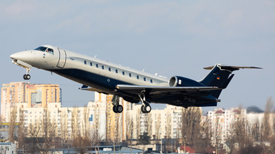 A picture of DALOA - Embraer Legacy 650 - Air Hamburg - © Oleksandr Smerychansky