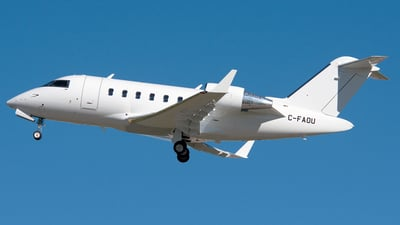 C-FAOU - Bombardier CL-600-2B16 Challenger 650 - Bombardier Aerospace