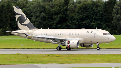 A6-AJC - Airbus A318-112(CJ) Elite - Al Jaber Aviation