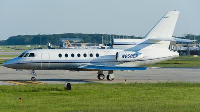 N850EP - Dassault Falcon 50 - Private