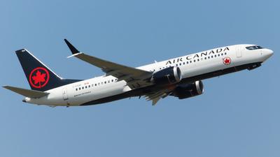 C-FSIP  - Boeing 737-8 MAX - Air Canada