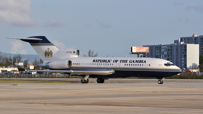 C5-GOG - Boeing 727-1H2 - Gambia - Government