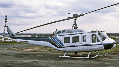 VH-HLH - Bell UH1-Huey - Private
