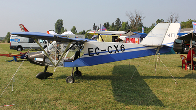 EC-CX6 - Rans S-6ES Coyote II - Private