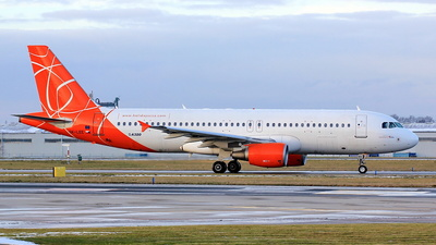 OK-LEE - Airbus A320-214 - Holidays Czech Airlines