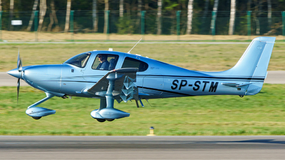 SP-STM - Cirrus SR22T-GTS - Private