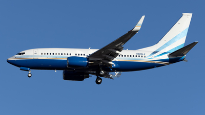 N885LS - Boeing 737-7EL(BBJ) - Las Vegas Sands Corporation