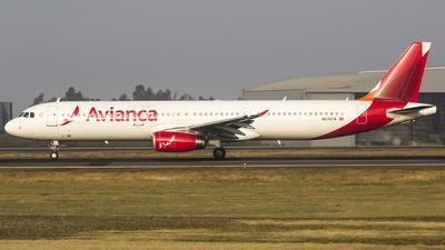 N570TA - Airbus A321-231 - Avianca