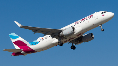 A picture of DAEWU - Airbus A320214 - Eurowings - © Chr Pe