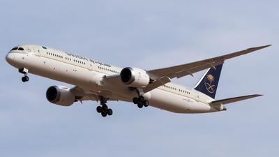 HZ-AR26 - Boeing 787-10 Dreamliner - Saudi Arabian Airlines