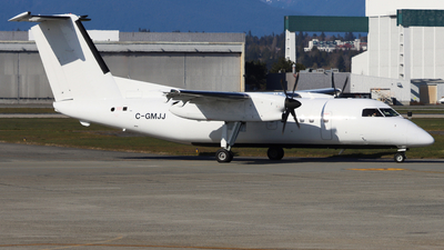 C-GMJJ - Bombardier Dash 8-102 - Central Mountain Air