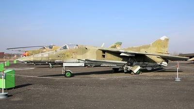 2051 - Mikoyan-Gurevich MiG-23BN Flogger H - Germany - Air Force