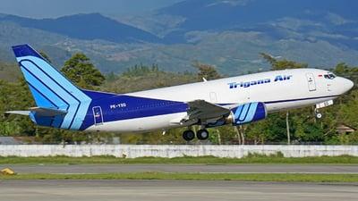 PK-YSG - Boeing 737-301(SF) - Trigana Air Service