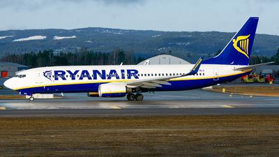 A picture of EIDLD - Boeing 7378AS - Ryanair - © Laszlo Fekete
