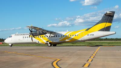 PP-PTM - ATR 72-212A(500) - Passaredo Transportes Aéreos