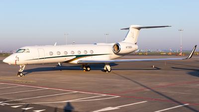 N730EA - Gulfstream G550 - Private