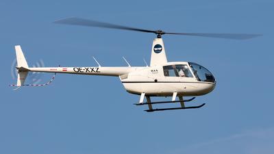 OE-XXZ - Robinson R44 Raven - Eurofly Aviation