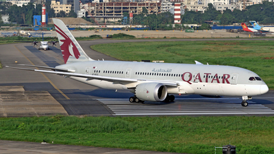 A picture of A7BCC - Boeing 7878 Dreamliner - Qatar Airways - © Raihan Ahmed